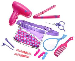 Powertrc Hair Stylist Boutique Beauty Salon Juego De Pretend