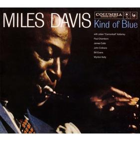 Lp Miles Davis Kind Of Blue Vinil 180g Lacrado Frete Grátis