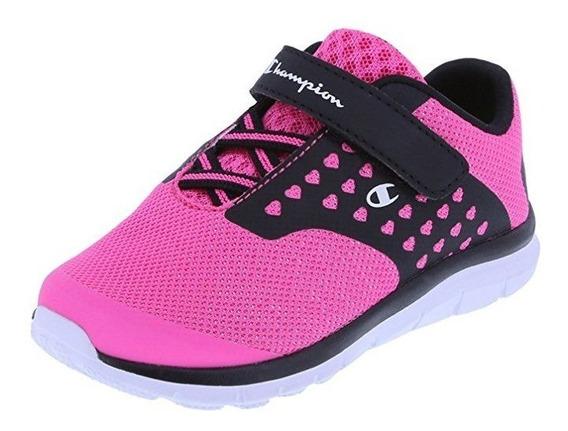 Zapatos Deportivos Para Niñas Champion Us 7 Nro 23 14 Cm