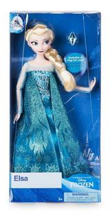 Frozen Elsa Muñeca Clasica Original Disney