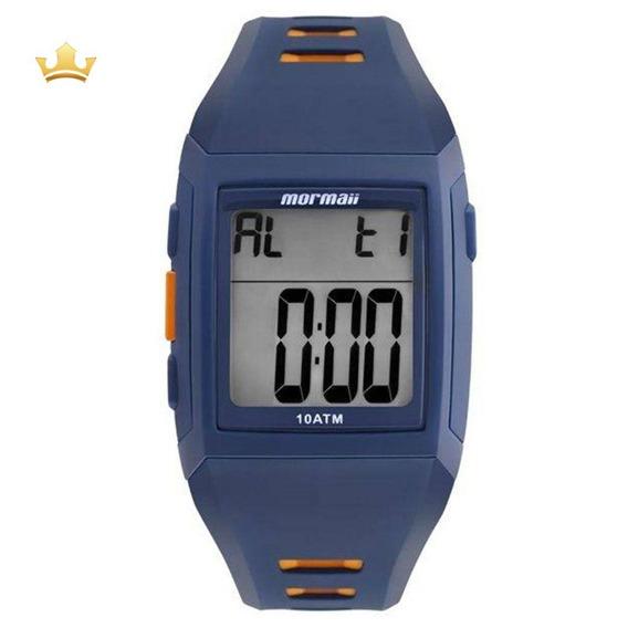 Relógio Mormaii Masculino Mo967ab/8a Com Nf