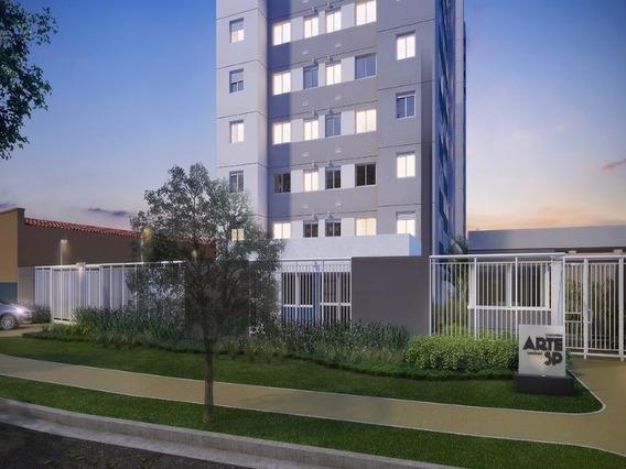 Apartamento A Venda, Cambuci, 2 Dormitorios, Centro, Minha Casa Minha Vida, 1 Vaga De Garagem - Ap04226 - 33403309