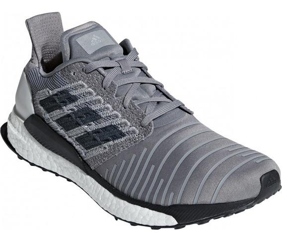 Tenis Hombre adidas Solar Boost Cq3170 Running Gym Pesas