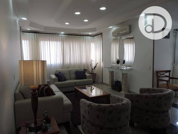 Apartamento Com 3 Dormitórios À Venda, 185 M² Por R$ 1.200.000 - Centro - Vinhedo/sp - Ap1534