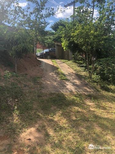 Chácara Com 2 Dormitórios À Venda, 1300 M² Por R$ 200.000,00 - Córrego Dantas - Poços De Caldas/mg - Ch0042