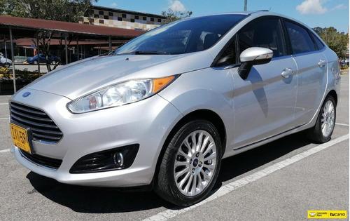Ford Fiesta Sportback Titanium