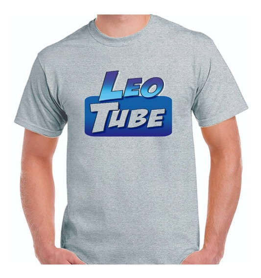 Remera Leo Tube - Mikel Tube - Youtubers