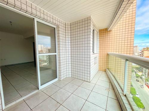 Apartamento, 3 Dorms Com 78.05 M² - Forte - Praia Grande - Ref.: Masot240 - Masot240