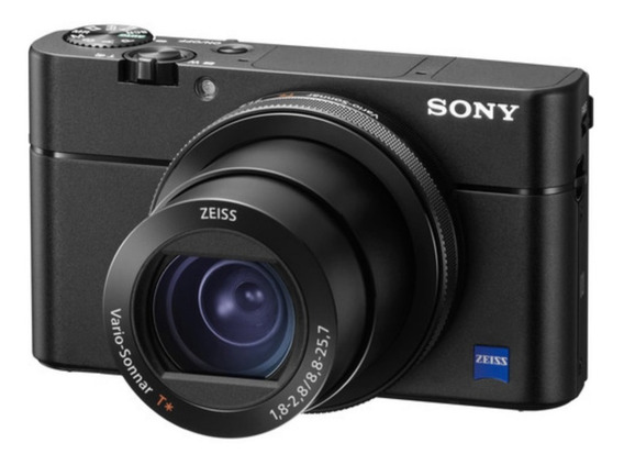 Câmera Sony Rx100 V (dsc-rx100m5) Wifi/4k Preto