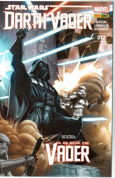 Star Wars Darth Vader 12 - Panini - Bonellihq Cx112 I19