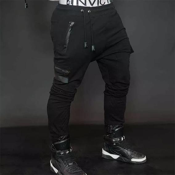 Jogger Pants Invictus 4 Gym Crossfit Fitness Gimnasio Fit