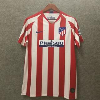Camiseta Atlético Madrid 2020 Modelo De Local