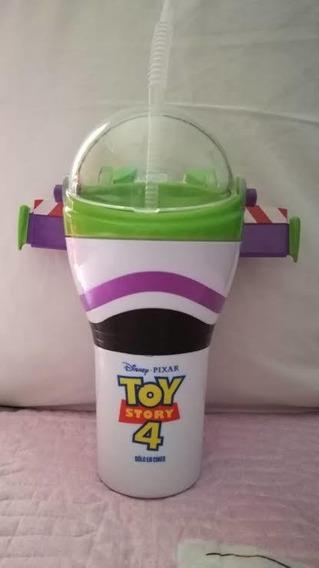 Vaso Promocional Toy Story 4 Cinemex Buzz Lightyear