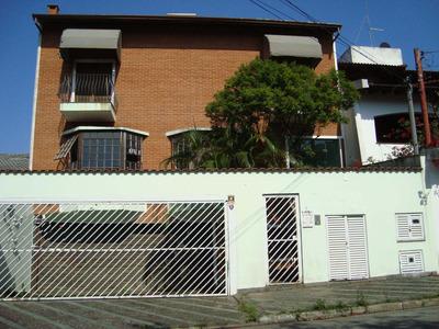 Sobrado Residencial Para Venda E Locação, Parque Dos Pássaros, São Bernardo Do Campo. - So21047