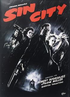 Sin City - Versión Extendida Frank Miller Robert Rodriguez