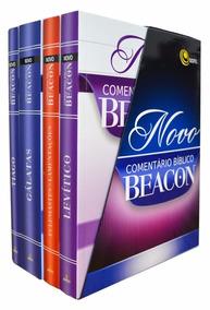 Novo Comentário Bíblico Beacon (parte 2)