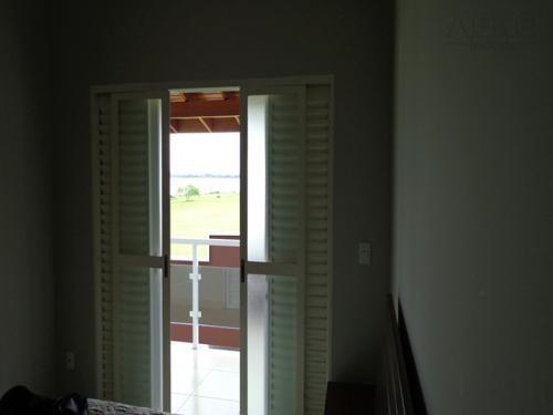 Casa Residencial À Venda, São Vicente, Iacanga - Ca0705. - Ca0705