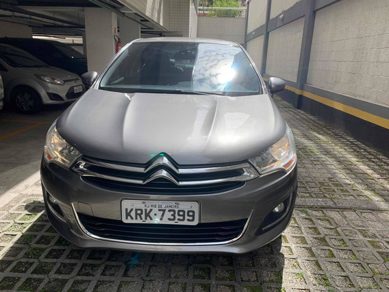 Citroën C4 1.6 Thp Tendance Flex Aut. 4p 2015