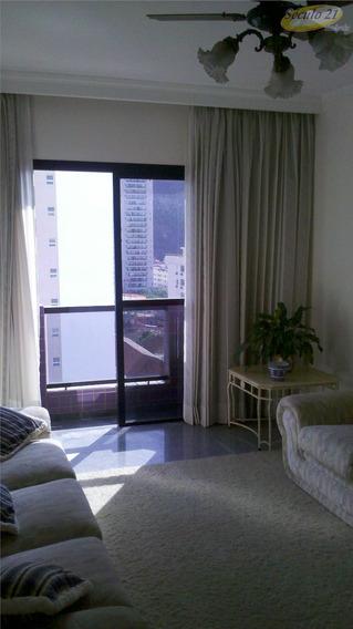 Cobertura Residencial Para Venda E Locação, Pompéia, Santos - Co0047. - Co0047