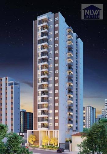 Apartamento Com 2 Dormitórios À Venda, 60 M² Por R$ 936.330,00 - Perdizes - São Paulo/sp - Ap1674