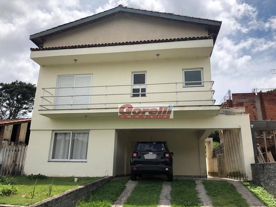 Casa Com 3 Dormitórios À Venda, 300 M² Por R$ 1.170.000 - Aruã Eco Park - Mogi Das Cruzes/sp - Ca1531