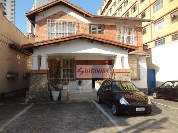 Casa À Venda, 479 M² Por R$ 5.000.000,00 - Bela Vista - São Paulo/sp - Ca0224