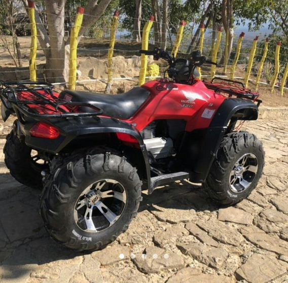 Four Wheels Honda