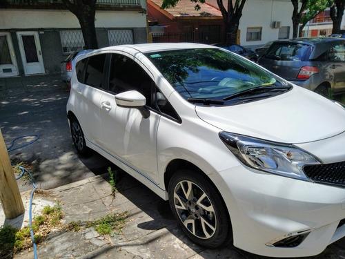 Nissan Note 1.6 Sr 110cv Cvt 2019