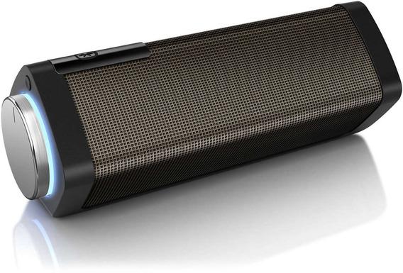 Caixa De Som Bluetooth 8w Rms Bateria Philips Sb7100/98