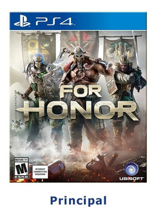 For Honor Standard Edition Ps4 Digital