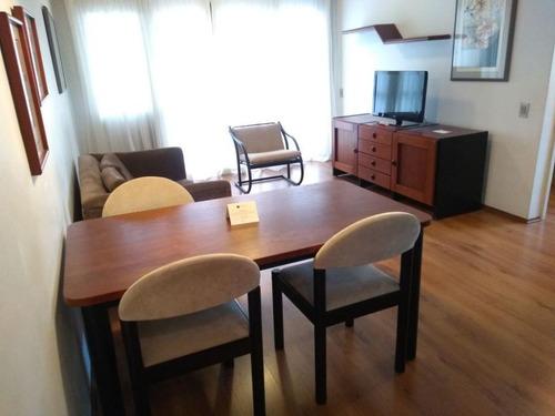 Imagem 1 de 23 de Flat Com 2 Dormitórios, 84 M² - Centro - São Bernardo Do Campo/sp - Fl0134