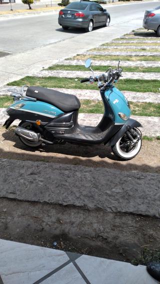 Italika Vt 150 2016 Azul