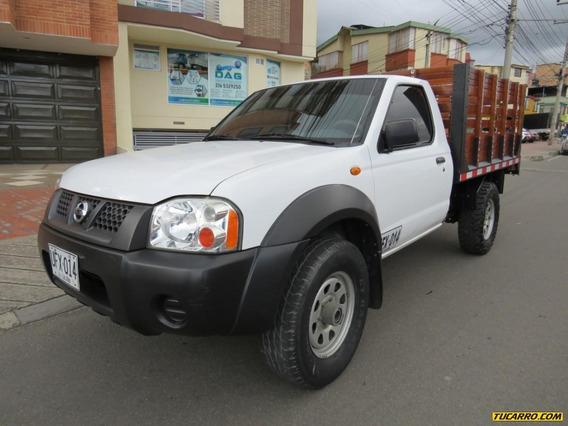 Nissan Frontier Estacas 4x4 Diesel