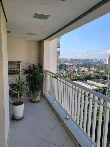 Imagem 1 de 30 de Apartamento À Venda, 149 M² Por R$ 1.280.000,00 - Campo Grande - São Paulo/sp - Ap16198