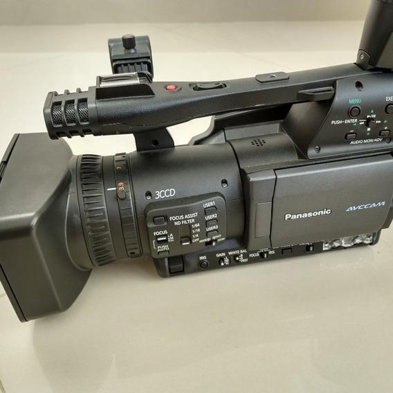 Câmera Panasonic Hmc 150