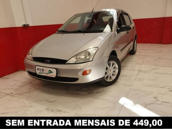 Ford Focus Hatch 1.8 16v Gasolina Manual