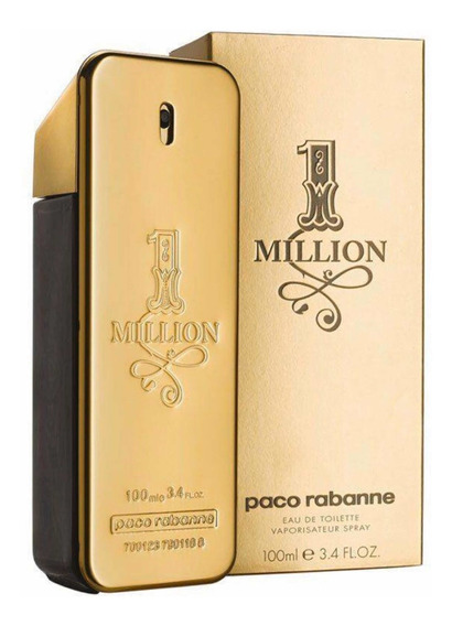 One Million 200ml Eau De Toilette