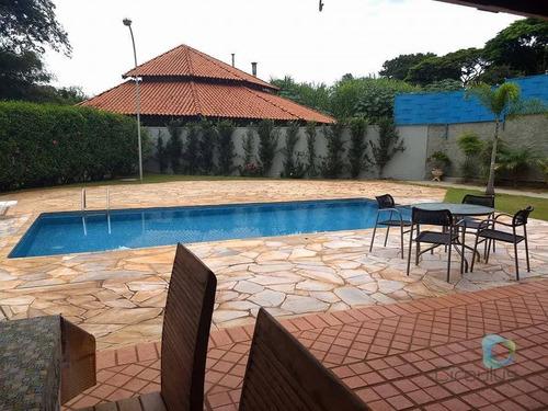 Imagem 1 de 30 de Chácara À Venda, 3000 M² Por R$ 1.950.000,00 - Condomínio Quinta Da Boa Vista - Ribeirão Preto/sp - Ch0043