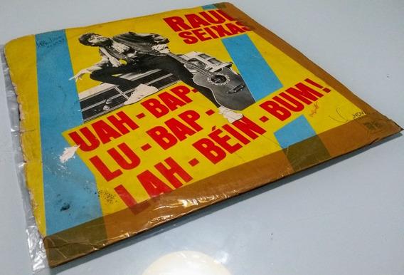Raul Seixas Lp - Uah Bap Lu Bap Lah Belin Bum (vinil Raro)