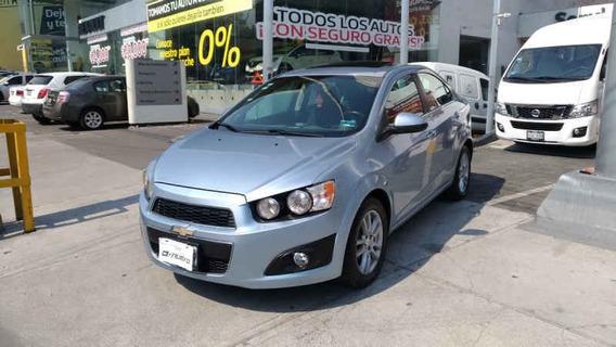 Chevrolet Sonic 4p Ltz Aut
