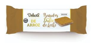 Galletas De Arroz Bañadas Deluxe & Bla Bla 6 U Gluten Free