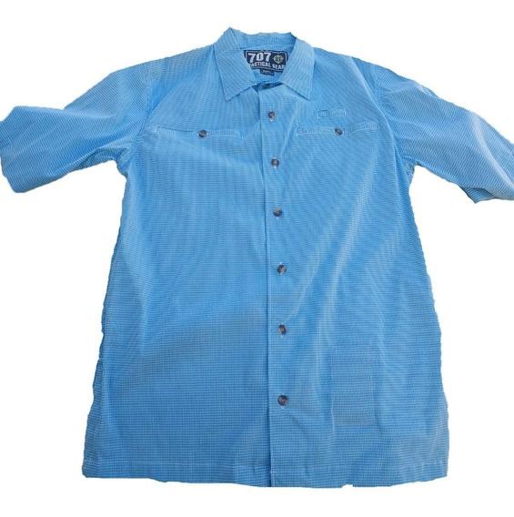 Camisa Manga Corta Under Cover Shirt