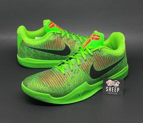 Tenis Nike Kobe Mamba Rage Grinch