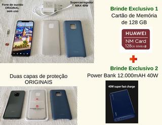 Huawei Mate 20 Pro Lya-l29 Dual 6gb Ram E 128gb + 128gb Card