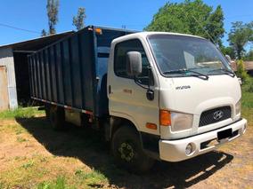Camion Hyndai Carroceria Metalica Alta Unico Dueño