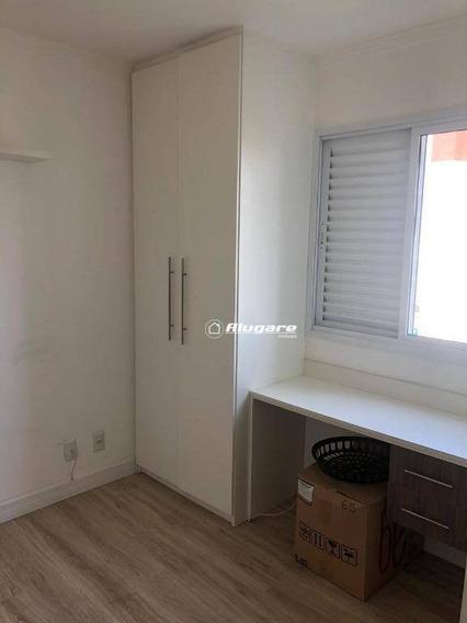 Apartamento Com 2 Dormitórios À Venda, 59 M² Por R$ 330.000 - Picanco - Guarulhos/sp - Ap2878