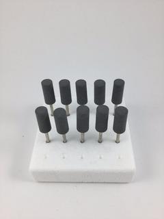 Mecánica Dental Kit Gomas Pulido Acrilico X 10 Kenda F13