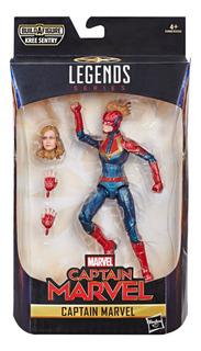 Figura Capitana Marvel 6