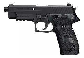 Sig Sauer P226 Blowback Co2 Diabolos .177 Metal Envio Gratis