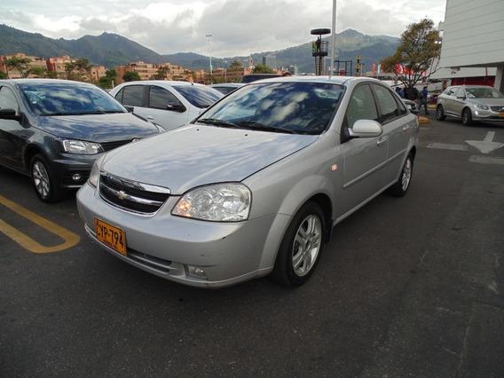 Chevrolet Optra 1.6 Mt